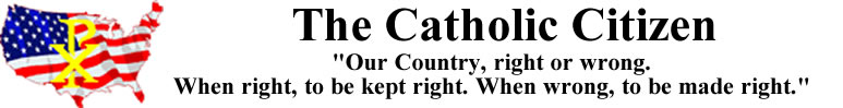 The Catholic Citizen
